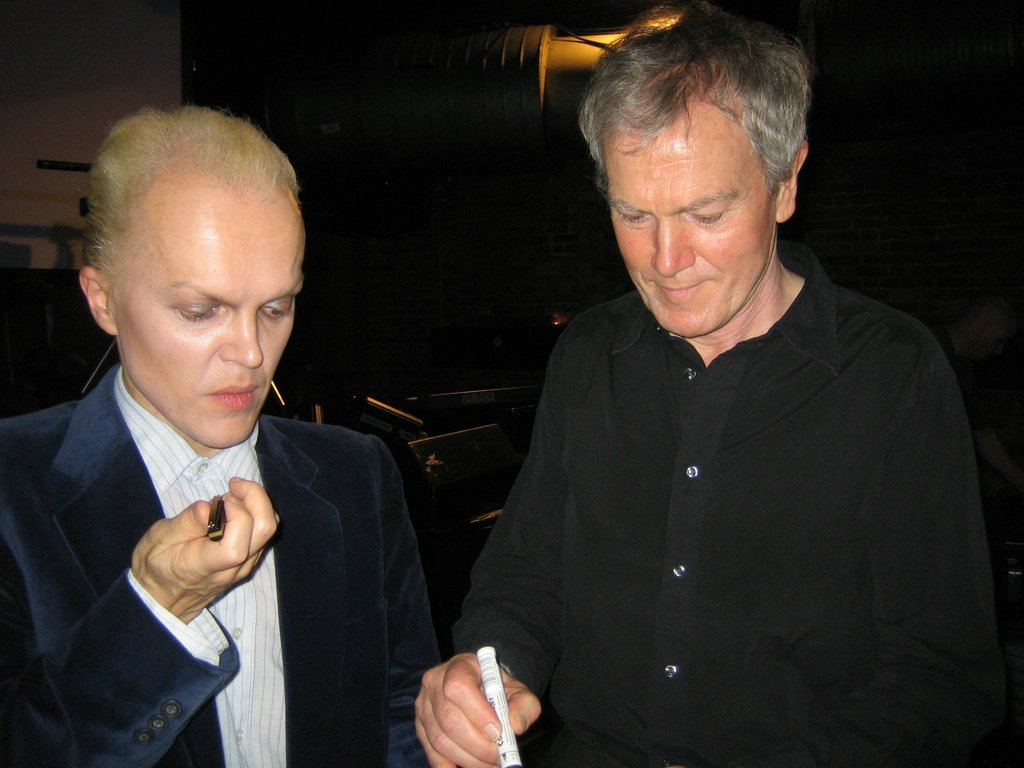 John Foxx & Louis Gordon - Sideways (Deluxe Edition)