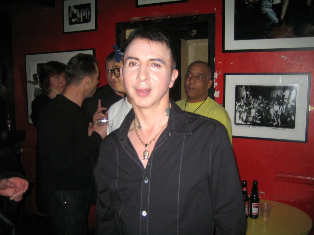 Marc Almond And The Willing Sinners Vermin In Ermine